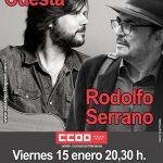 Manuel Cuesta & Rodolfo Serrano