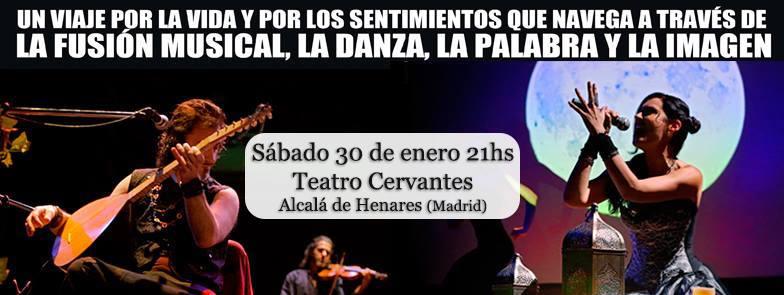 La Casa del Mar en el Teatro Salón Cervantes