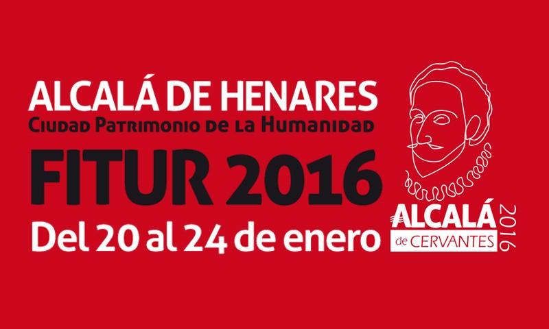 Alcalá de Henares en Fitur 2016