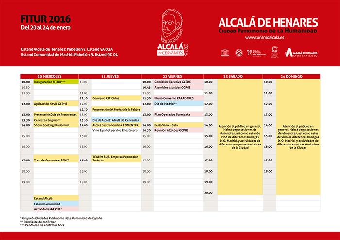 Alcalá en Fitur 2016