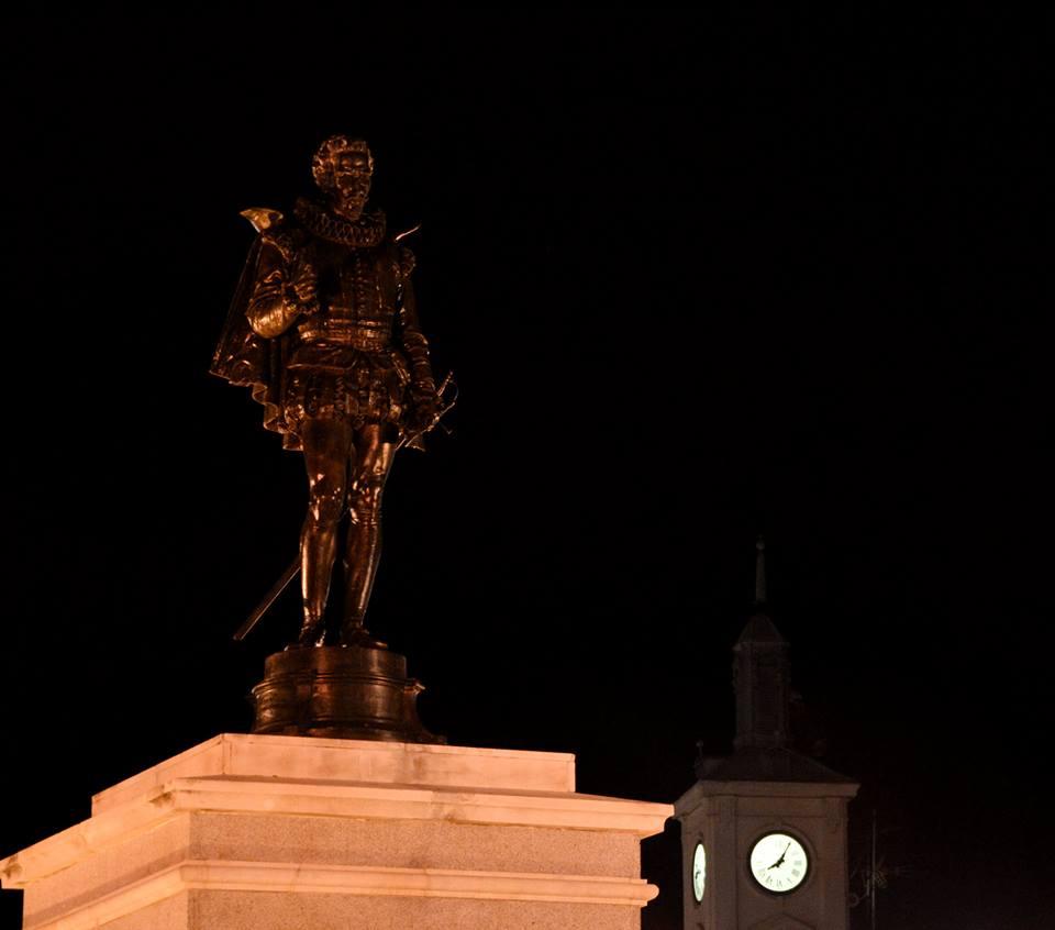 La hora de Cervantes
