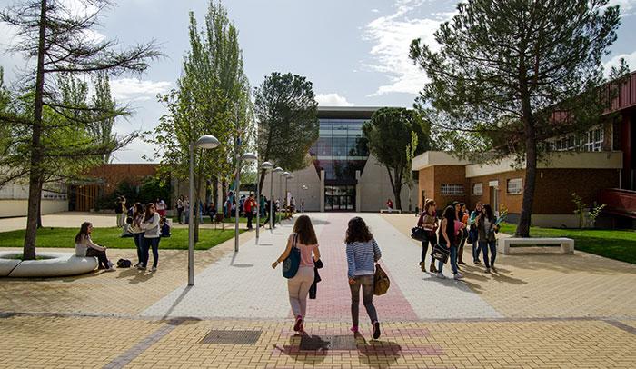 Centro Universitario Cardenal Cisneros de Alcalá de Henares