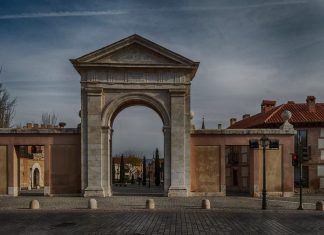 Puerta de Madrid de Alcalá de Henares