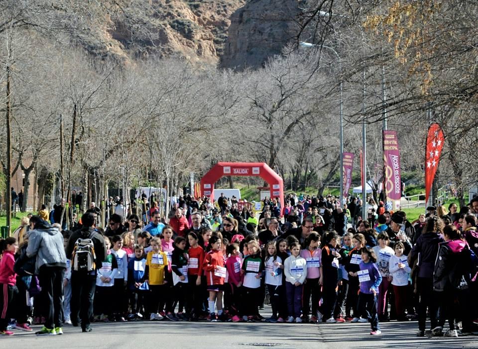 Cross Escolar del D V de Alcalá de Henares