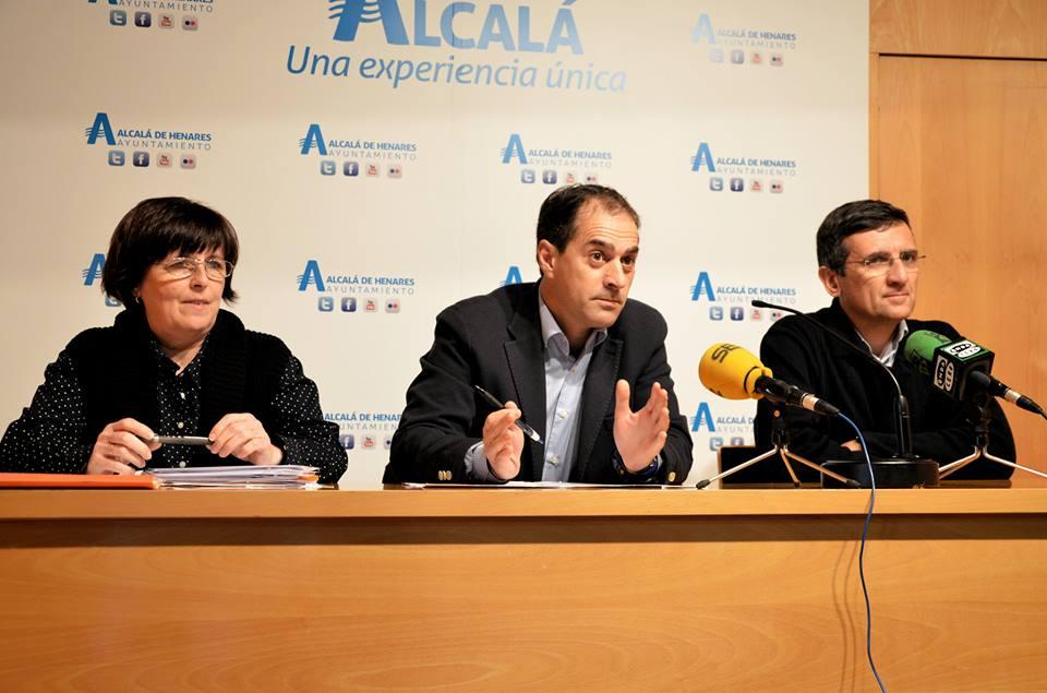 Grupo municipal de C´s Alcalá de Henares