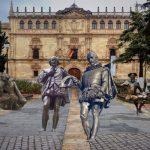 """""""Diálogos hispano británicos"""" en la UAH en el IV centenario de la muerte de Cervantes y Shakespeare"""