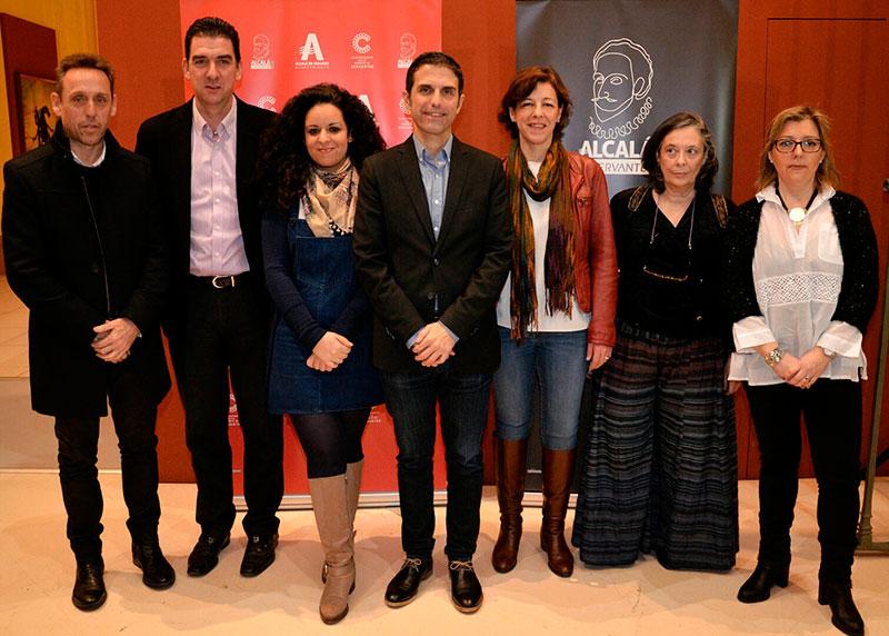 Alcalá ,más cervantina que nunca en el IV Centenario de la Muerte del genio alcalaíno
