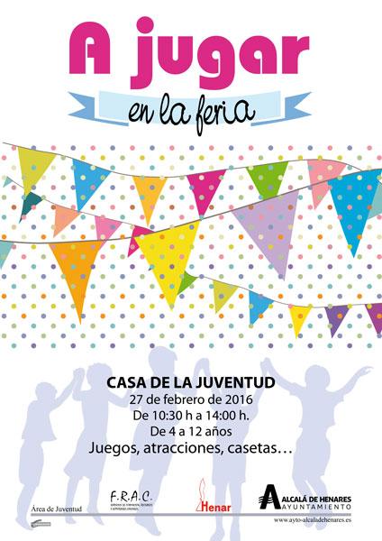 A jugar en Alcalá de Henares