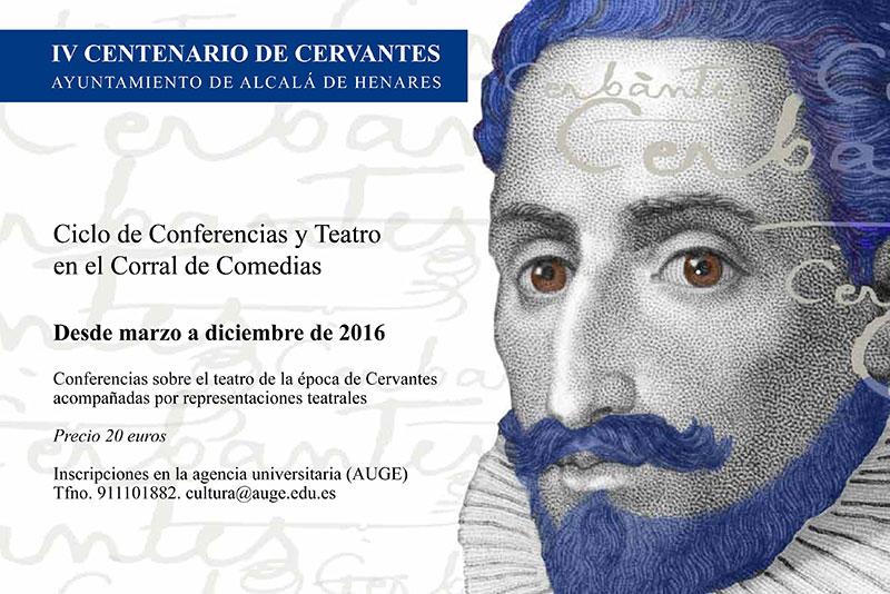 """Curso sobre """"El teatro en la época de Cervantes"""""""