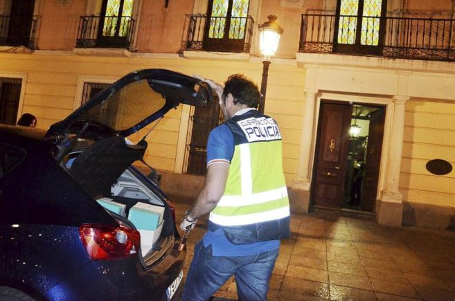 Registro en el Ayuntamiento de Alcalá