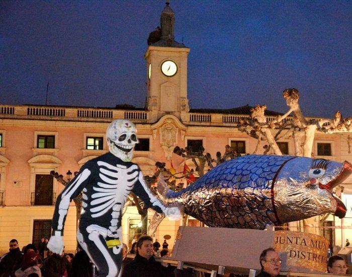 Entierro de la sardina en Alcalá de Henares