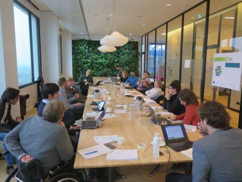 l proyecto europeo FosterREG