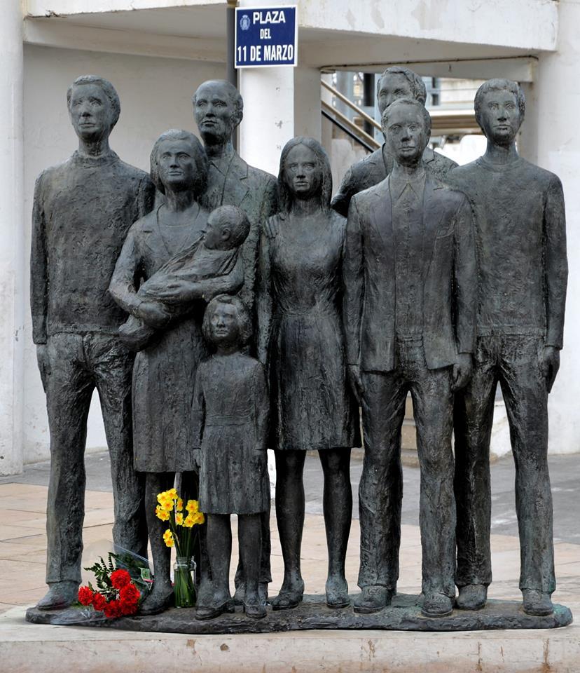 11 de Marzo In Memoriam desde Alcalá de Henares