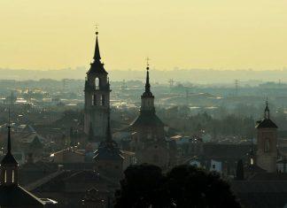 Atardece en Alcalá
