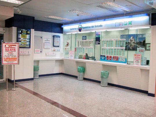 Administración de loteria nº 17 de Alcalá de Henares