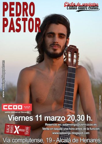 Pedro Pastor