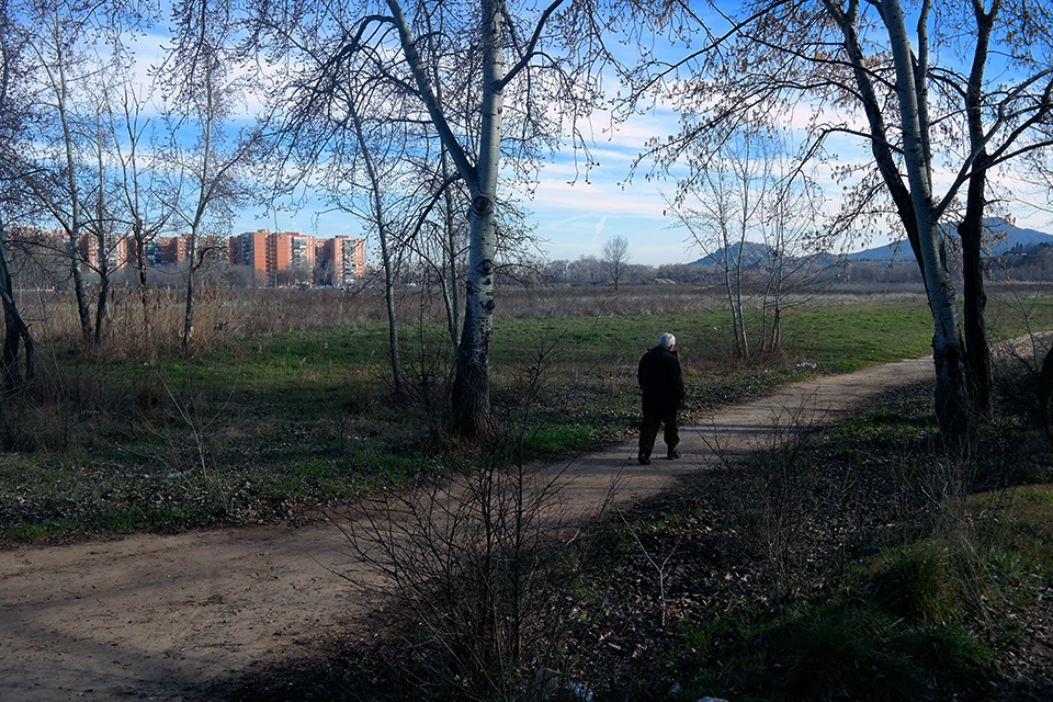 Paseo por el rio