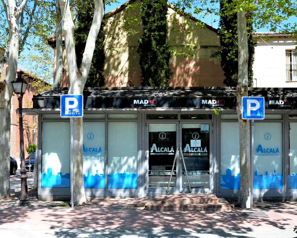 Oficinas de turismo de Alcalá de Henares