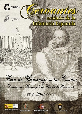Homenaje a Cervantes