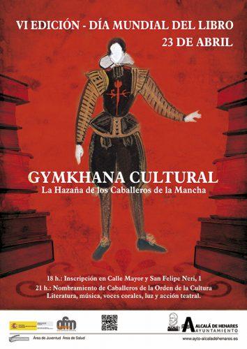 Gymkhana Cultural en Alcalá de Henares para conmemoral el centenario cervantino