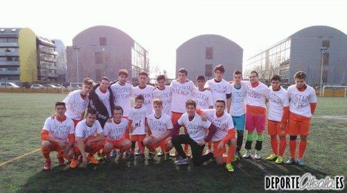 Lucas Artega, jugador del Ciudad del Henares