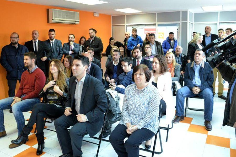 Ciudadanos Abre En Alcal Su Segunda Sede En La Comunidad