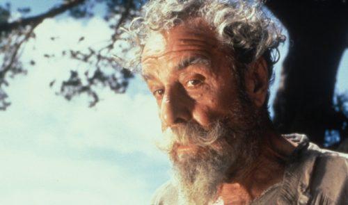 Fernando Rey interpreta a Don Quijote en la serie que TVE