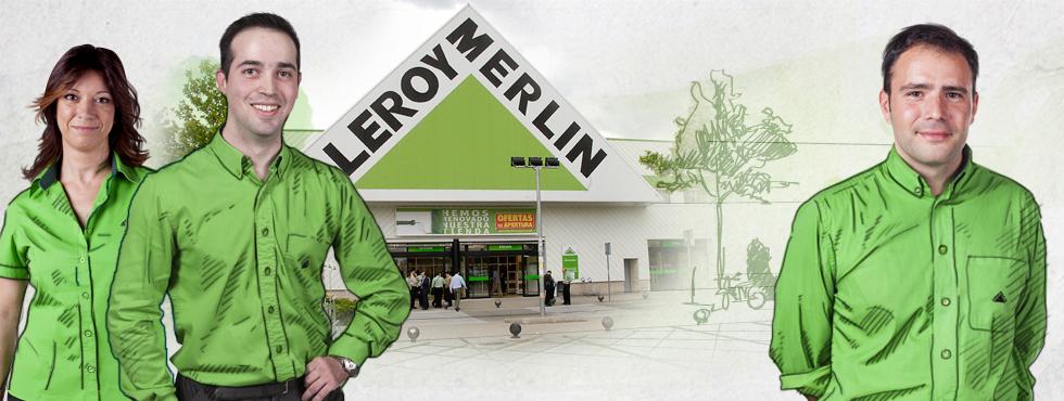 Leroy merlin busca 100 empleados para su futura tienda muy - Leroy merlin las rozas ...