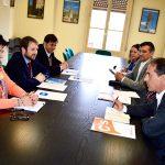 Reunión Partido Popular - Ciudadanos en Alcalá de Henares