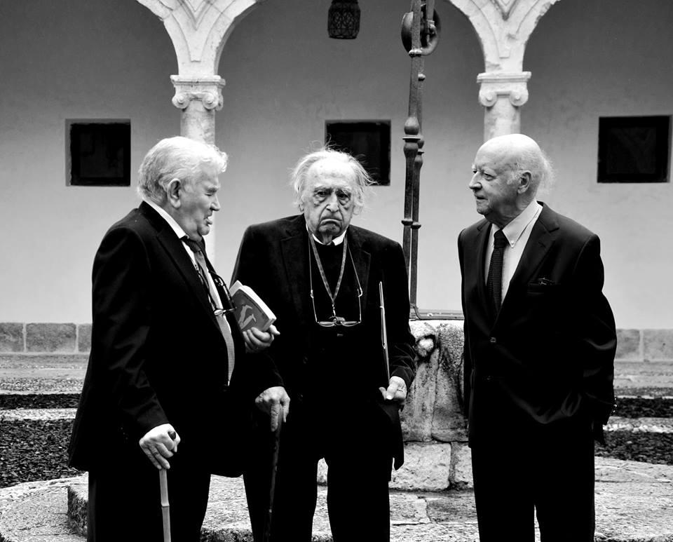 Tres Cervantes en el Trilingüie