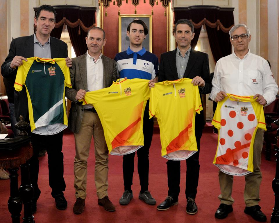 VIII edición del Gran Premio Macario de Ciclismo