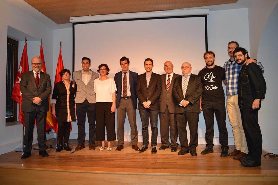 Presentación III Feria del Vino de Alcalá de Henares