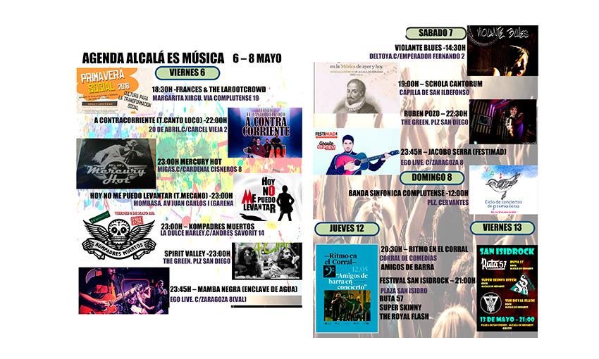 Agenda Musical