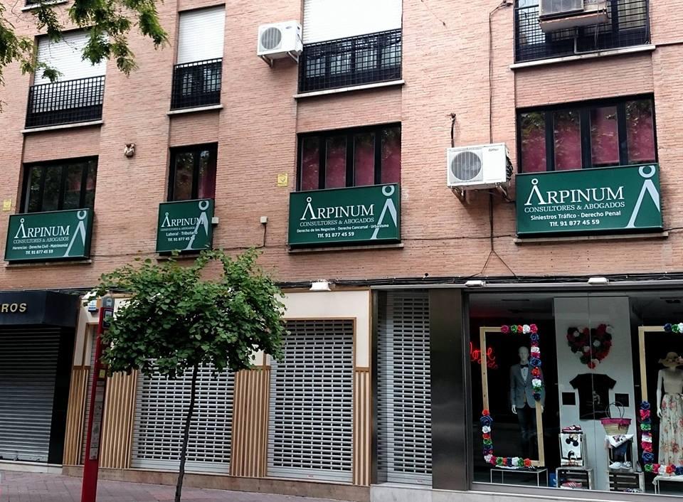 Oficinas de Arpinum