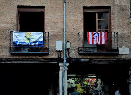 Apoyos en Alcalá. Foto de Ricardo Espinosa Ibeas