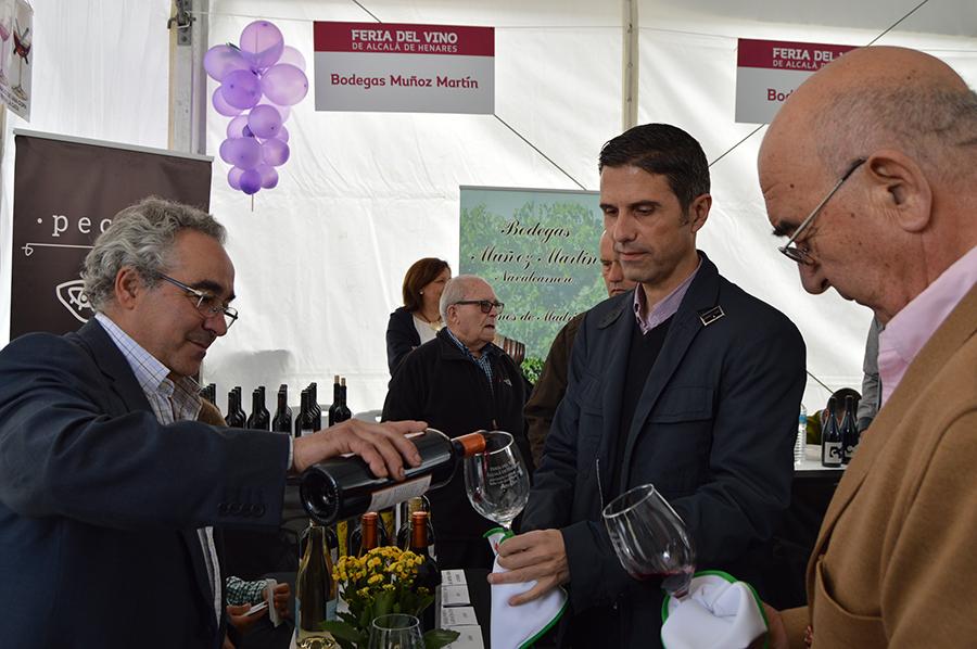 III Feria del Vino en Alcalá de Henares