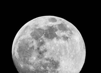 La luna llena de Alcalá