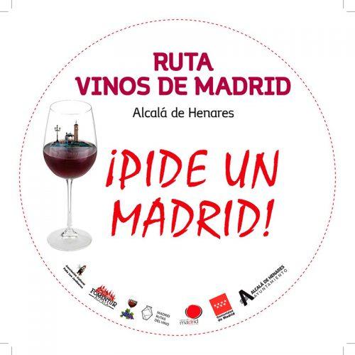 ¡Pide un Madrid! III Feria del Vino de Alcalá de Henares