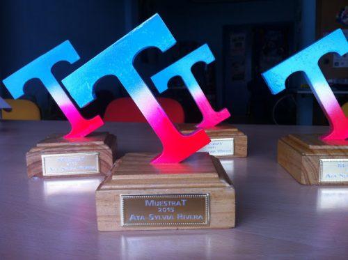 Premios MuestraT y RetiraT 2016