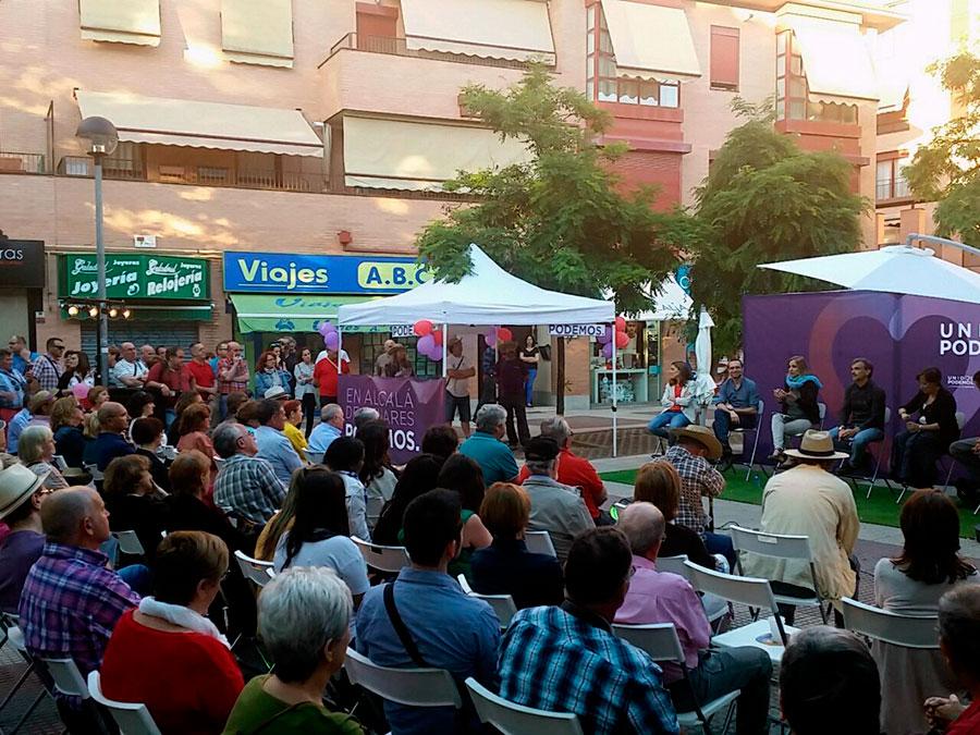 Foto remitida por  Unidos Podemos