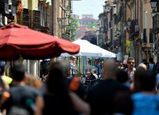 Un sábado de junio en Alcalá de Henares