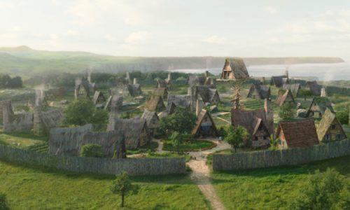 """Corpa, como el legendario poblado de Astérix en las Galias, resiste el avance de """"los romanos"""", sin que se conozca su poción mágica"""