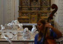 Concierto en la Capilla de San Ildefonso
