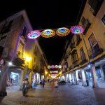 En la Calle Mayor por Ferias y Fiestas