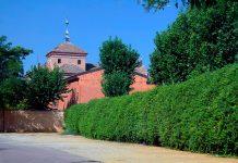 Convento de Trinitarios desde la Paloma