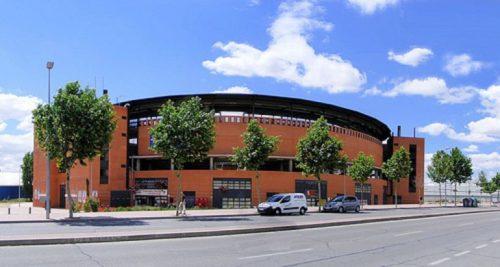 Plaza de Toros de Alcalá de Henares / Google Street View