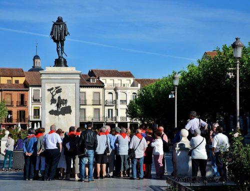 Dia Mundial del Turismo en Alcalá de Henares