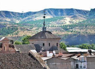 Los cerros de la ciudad patrimonio
