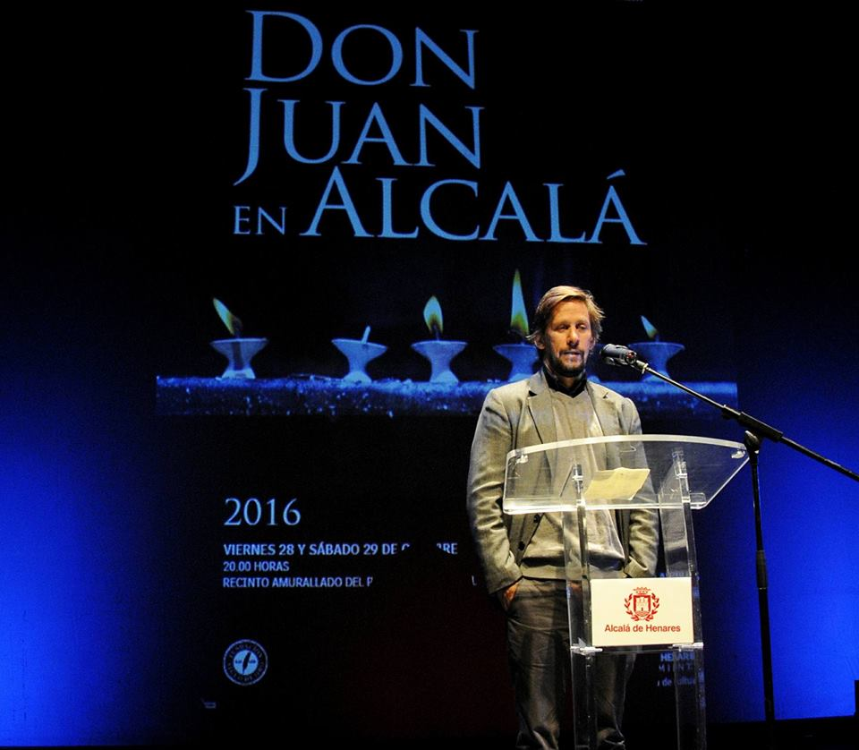 Javier Collado y Raquel Nogueira serán Don Juan y Doña Inés en la ...