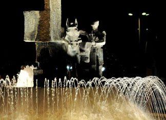 Nocturna de la fuente de Aguadores